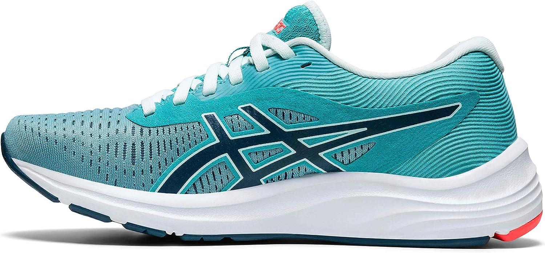 Running Shoes, Turquoise, 7 UK