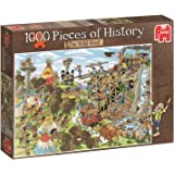 """Pieces of History """"The Wild West"""" Jigsaw Puzzle (1000-Piece)"""