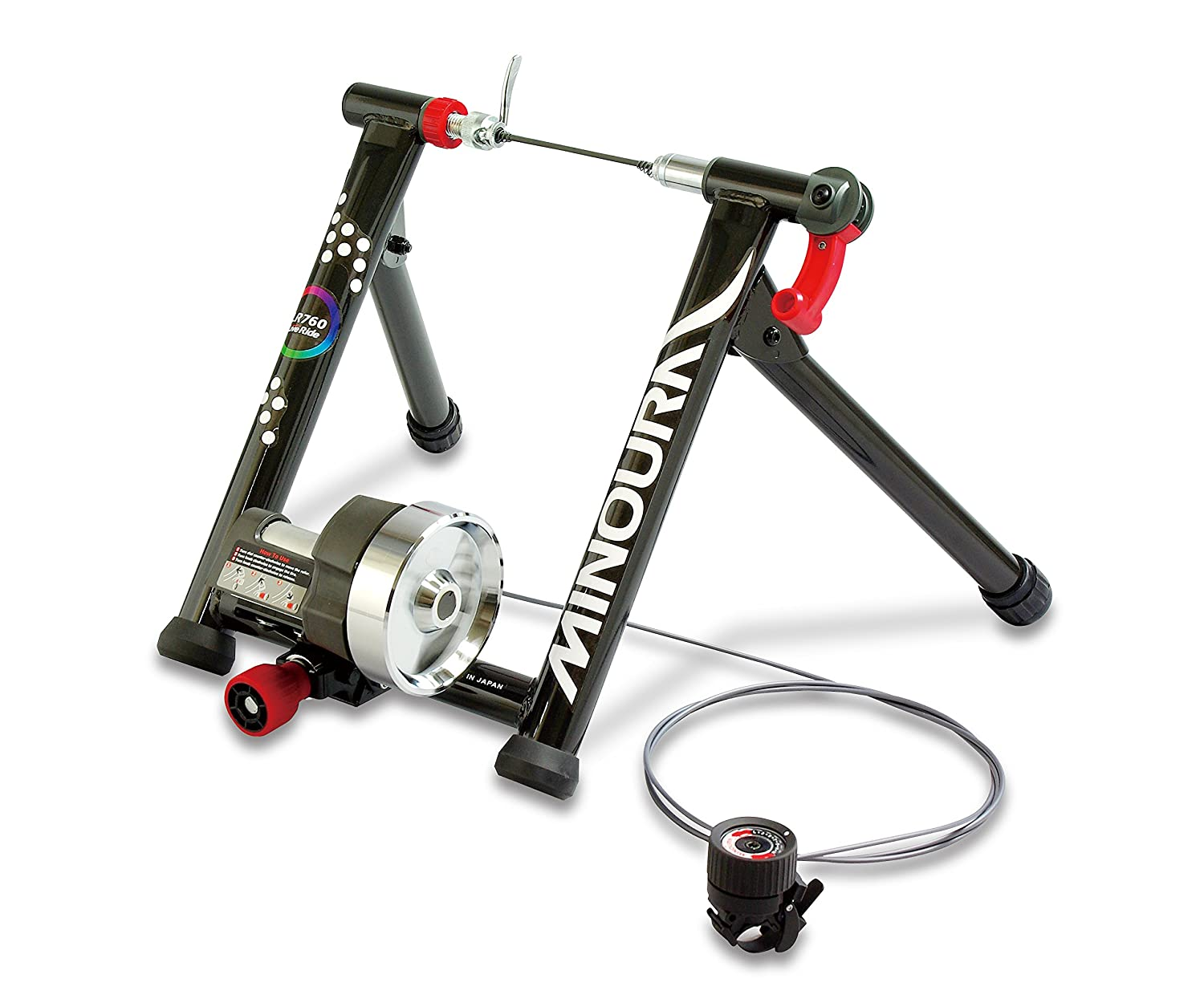 Minoura LR760 Bicycle Trainer – 400-4940-00