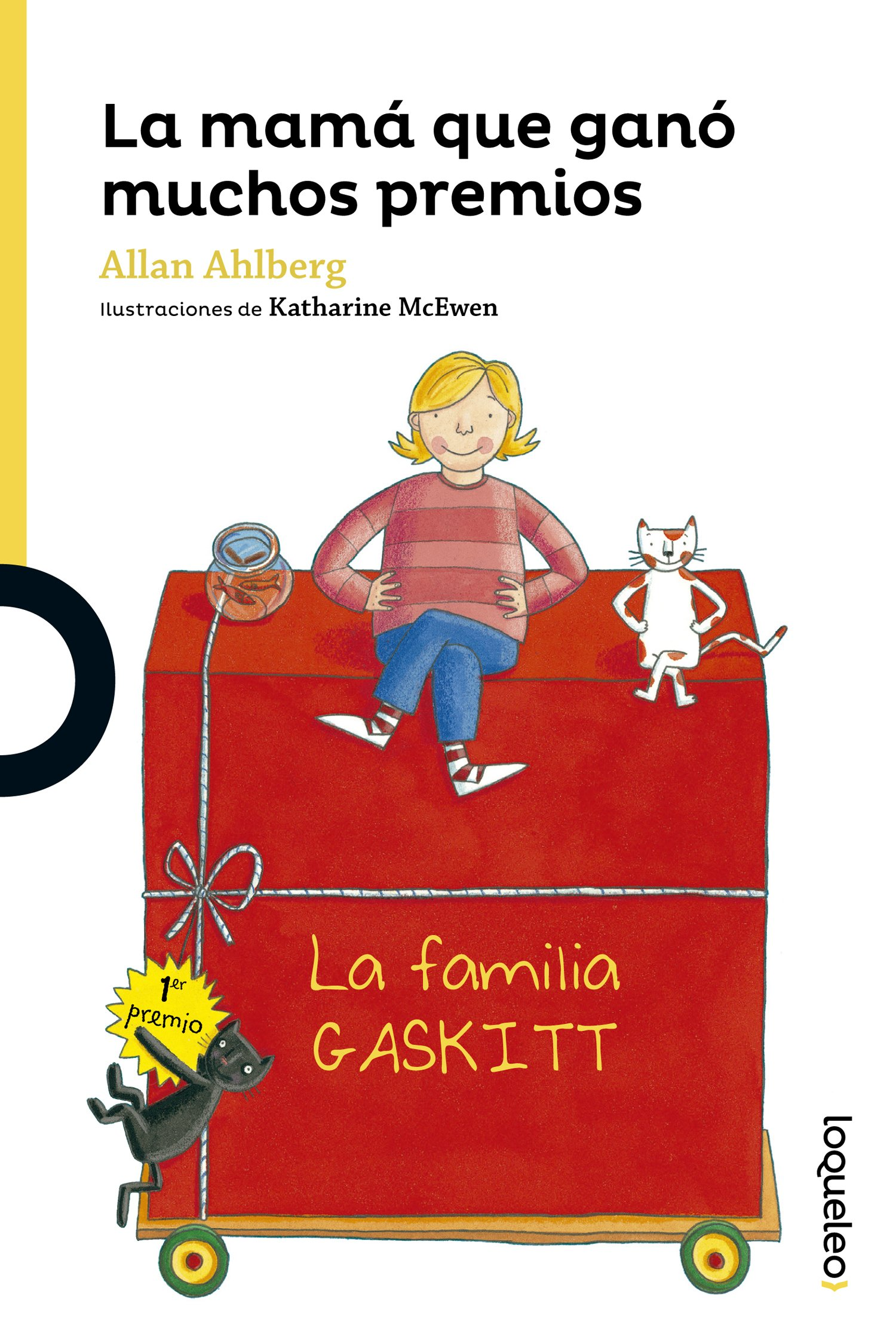 La mamá que ganó muchos premios (Spanish) Paperback – January 1, 2016