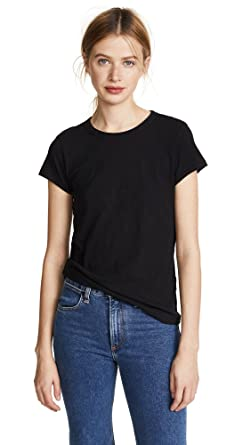 8a0184b8a13 Amazon.com: Rag & Bone/JEAN Women's The Tee: Clothing