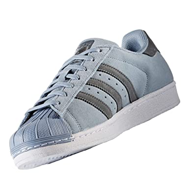 Adidas Herren Superstar Fitnessschuhe, Blau Onice (Azutac Onix), 38 2 ... Aktuelle Form