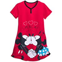 7e9ee406ce Disney Mickey and Minnie Mouse Nightshirt for Women Multi