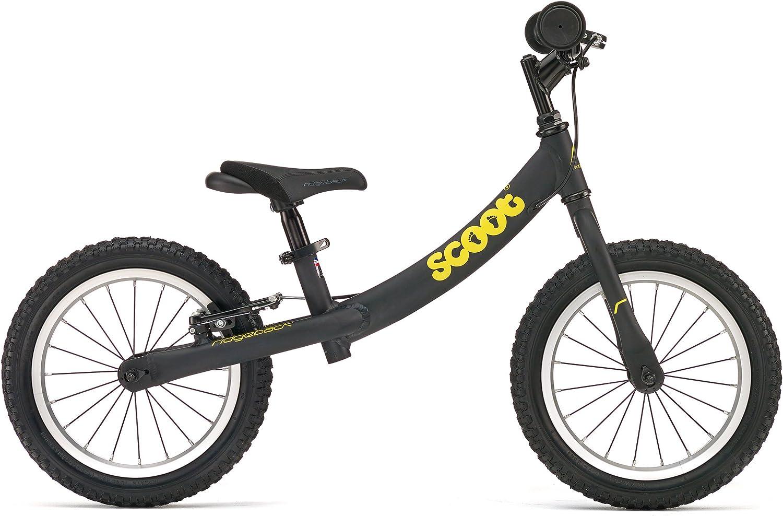 Ridgeback Scoot 14 rueda Fur Niños 4 – 8 años: Amazon.es: Deportes ...