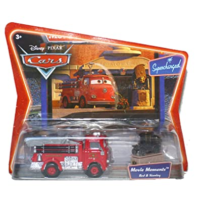 Cars Movie Moments: Stanley & Red: Toys & Games