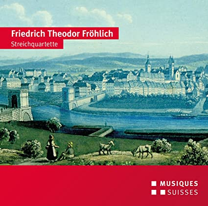 Frohlich-String-Quartets