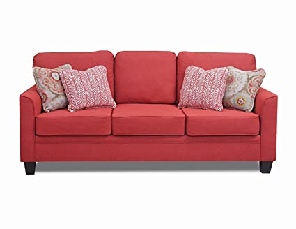 Superbe Chelsea Home Sofa In Paprika