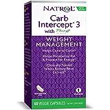 Natrol Carb Intercept 3 Capsules, 60 Count