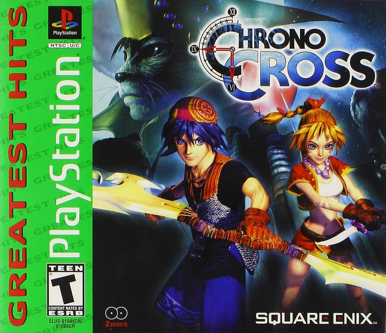 Amazon com: Chrono Cross - PlayStation: Playstation: Video Games