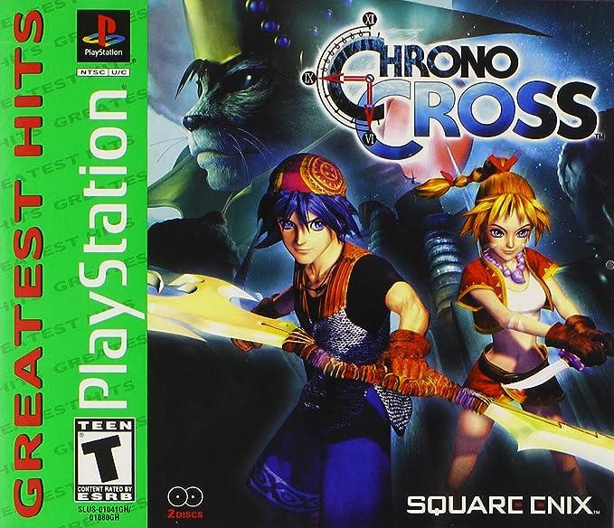 Chrono Cross [Alemania] [VHS]: Amazon.es: Videojuegos