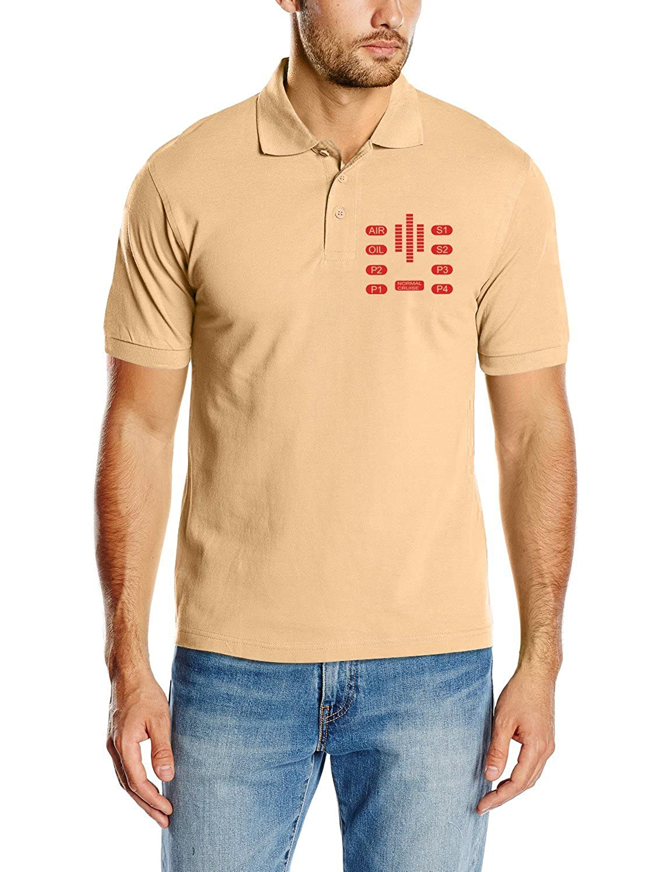 Touchlines Poloshirt Knight Rider-Kitt Control, Polo para Hombre ...