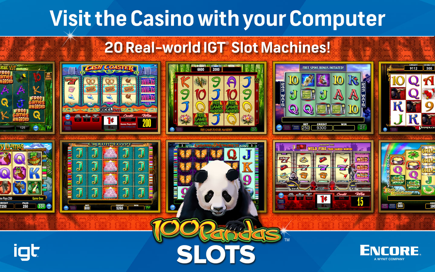 video slots pc download