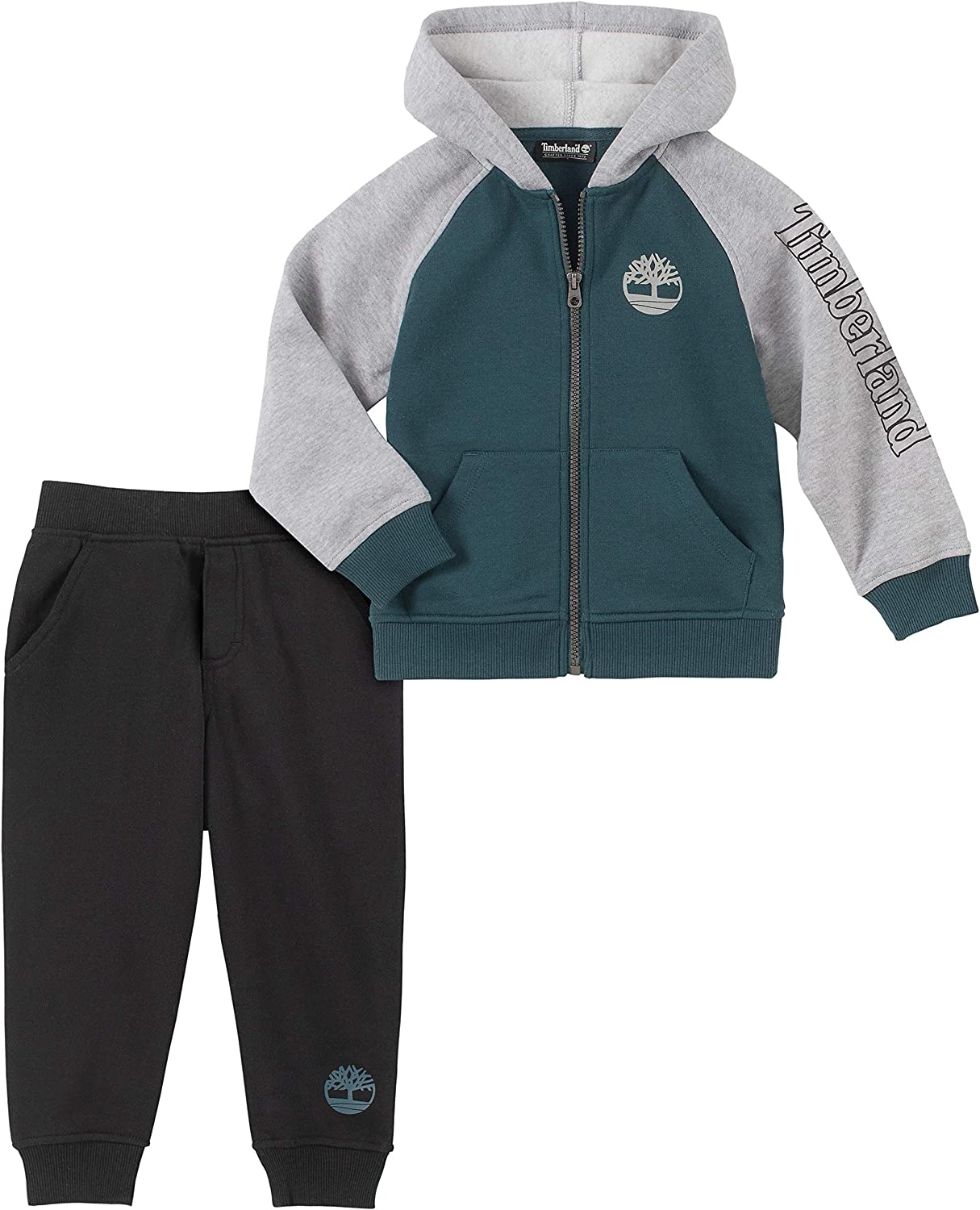 Timberland Toddler Boys 2 Pieces Sweater Jog Set