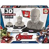 Educa Borrás - 16884.0 - 3D Sculpture Puzzle - Iron Man - 160 pièces