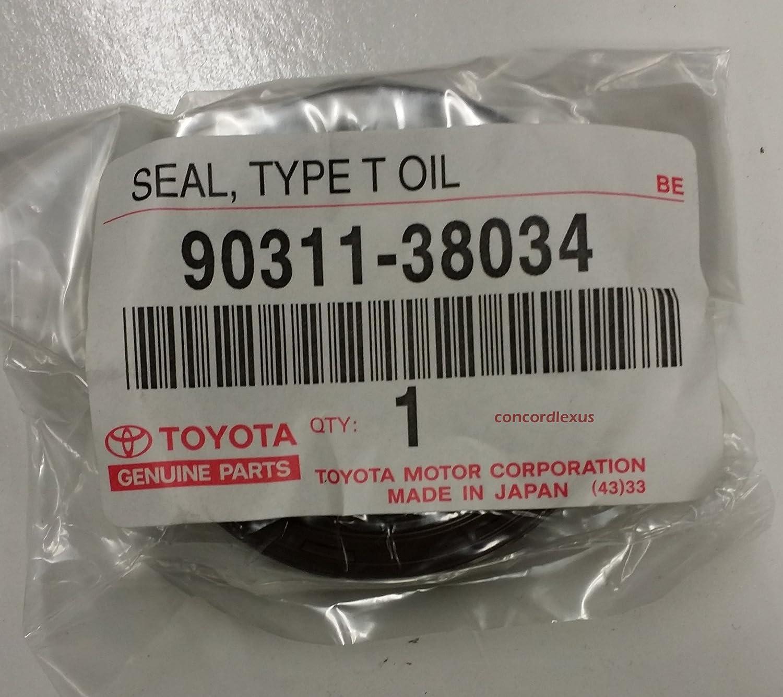 NEW GENUINE TOYOTA LEXUS OEM CAMSHAFT OIL SEAL 90311-38034