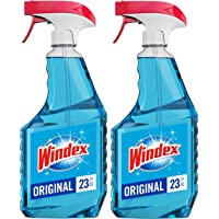 2-Pack Windex Glass Cleaner Trigger Bottle (23 fl oz)