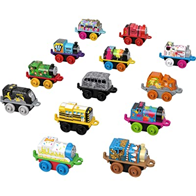 Fisher-Price Thomas & Friends MINIS, Party Favor Surprise Cargo [ Exclusive]: Toys & Games