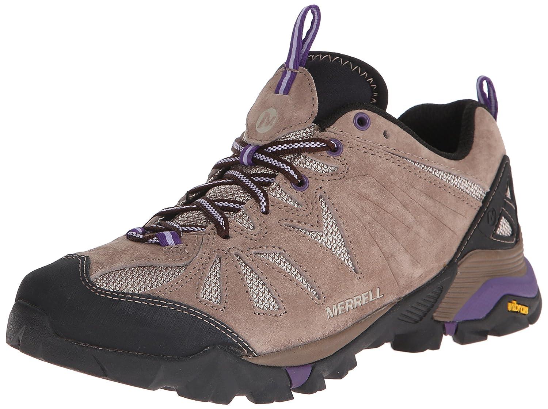 Merrell Women's Capra hiking Shoe B00QYGXNVC 7.5 B(M) US|Taupe