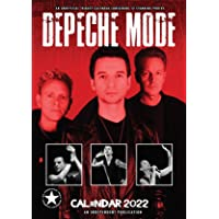 Depeche Mode 2022 kalendarz i tryb Depeche magnes na lodówkę