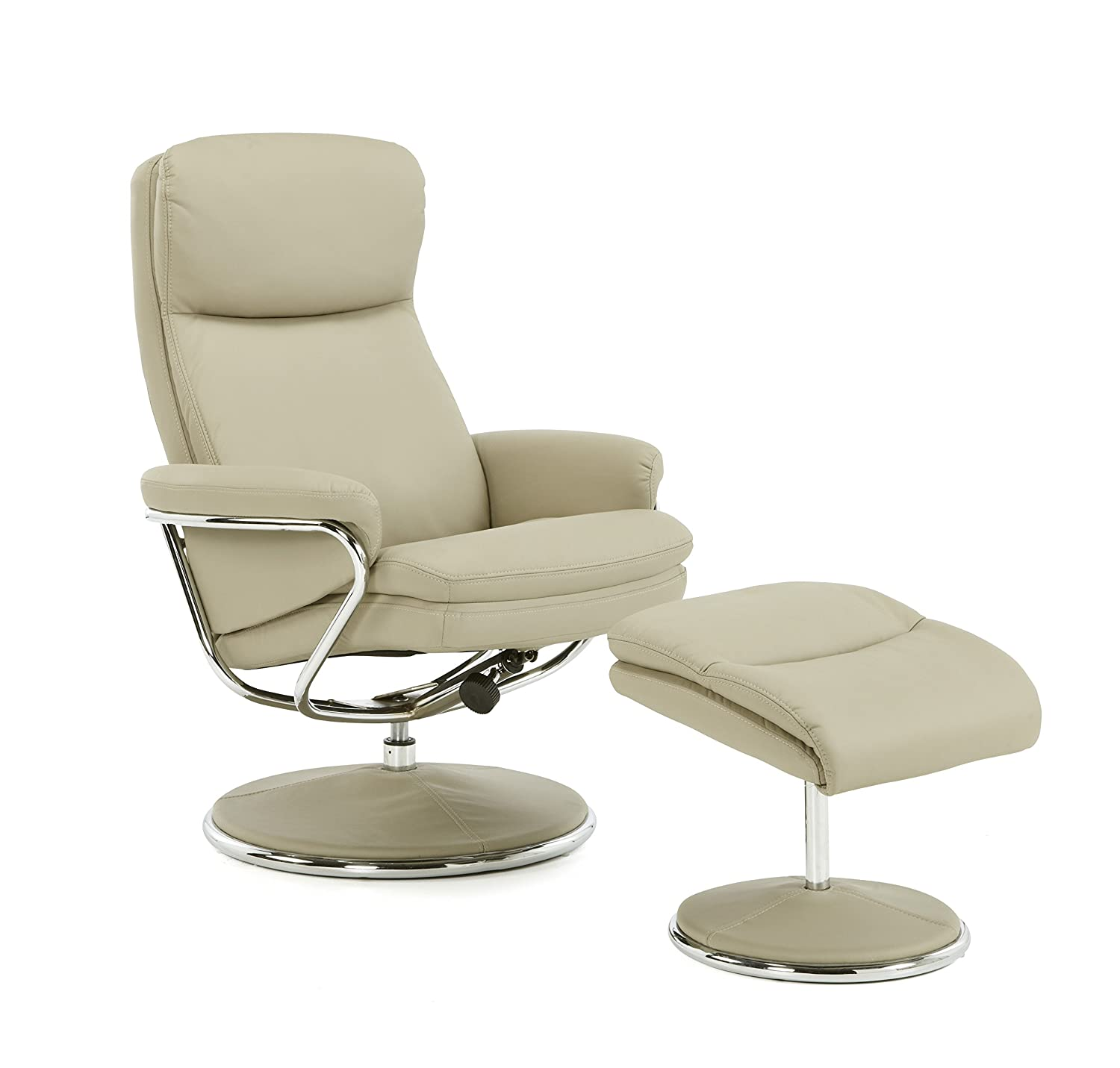 Buy Leather Recliner Chair Uk Buy Gfa Jersey Pebble