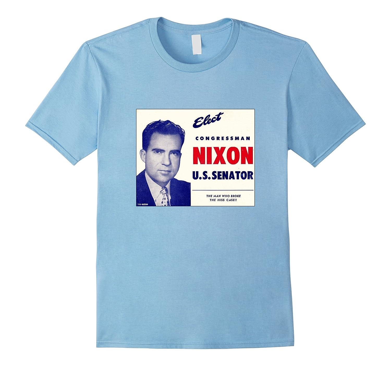 Richard Nixon In Color: Richard Nixon 1950 Senate Campaign Poster-4LVS