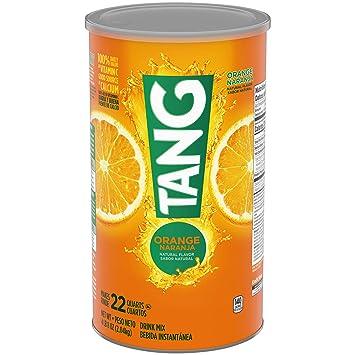 Kết quả hình ảnh cho Tang Orange Powdered Drink Mix