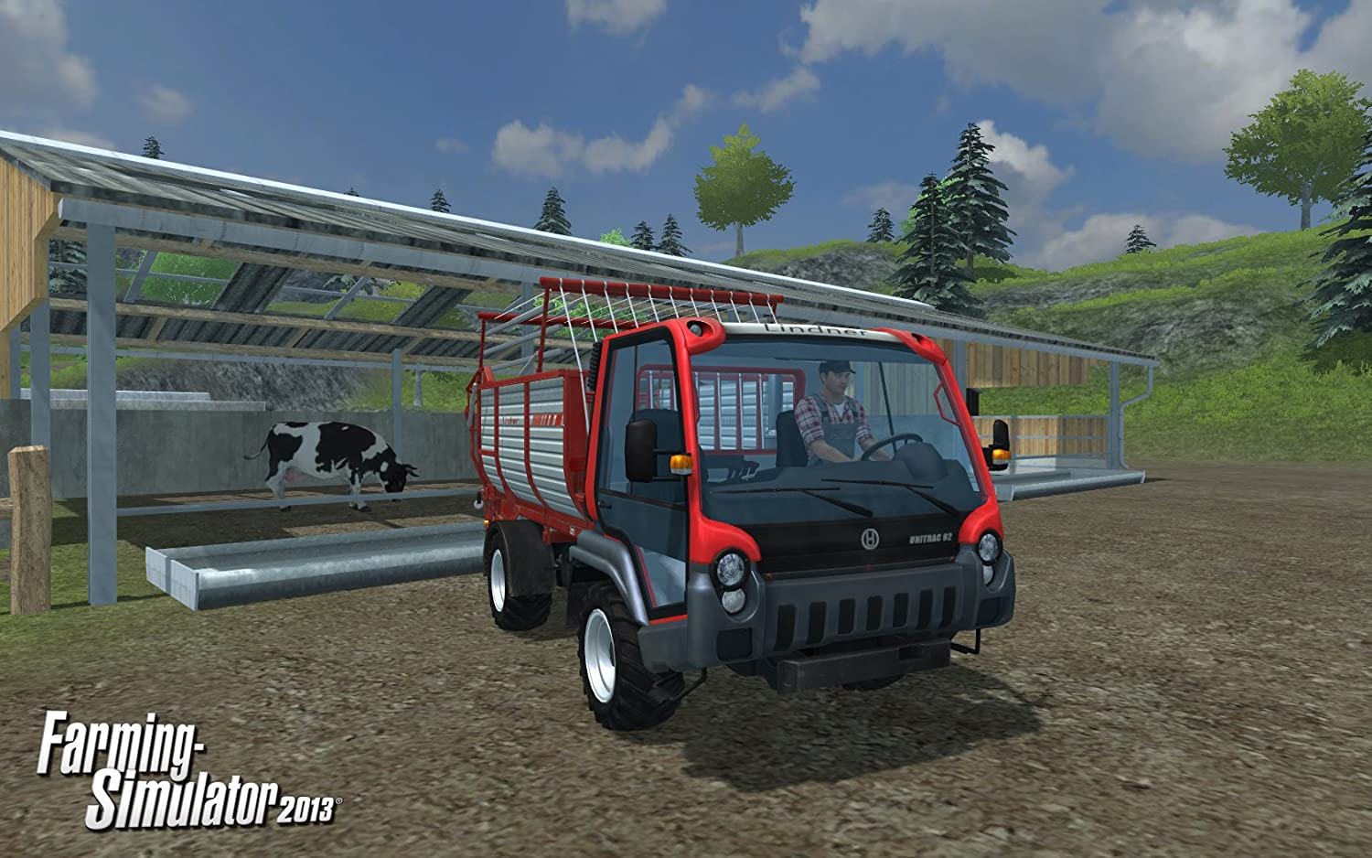 Amazon.com: Farming Simulator 2013 Official Expansion 2 [Download ...