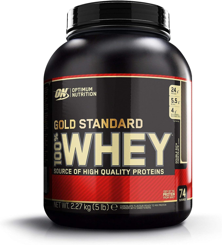 gold standard whey como tomar