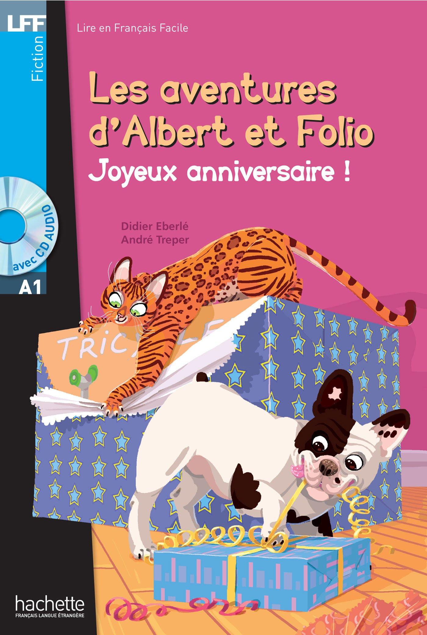 Amazon Fr Lff Albert Et Folio Joyeux Anniversaire A1