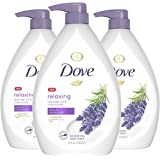 Dove Relaxing Body Wash Pump Calms & Comforts Skin Lavender Oil and Chamomile Effectively Washes Away Bacteria While Nourishi