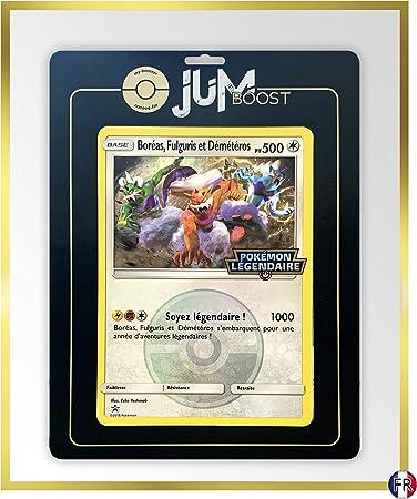 Cartes Pokémon reverse soleil et lune 7 Tempete Celeste FR