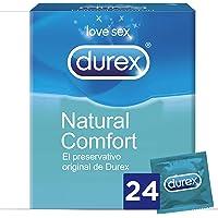 Durex Preservativos Originales Naturales Natural Comfort - 24