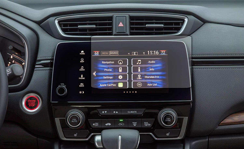 2017 Honda Cr V Ex L >> Leze 2017 2018 Honda Cr V Screen Protector 2 Pc Screen Protector For 2017 Honda Cr V Ex Exl Touring 7 Touch Screen Display Navigation Scratch