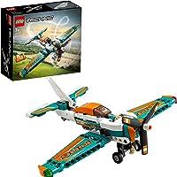 LEGO Technic Yarış Uçağı 42117 Çocuklar İçin Oyuncak Uçak Yapım Seti (154 Parça)