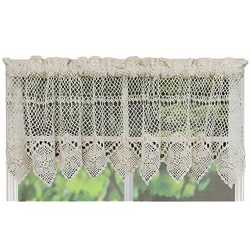 Lace Curtains Amazon: Lace Kitchen Curtains: Amazon.com