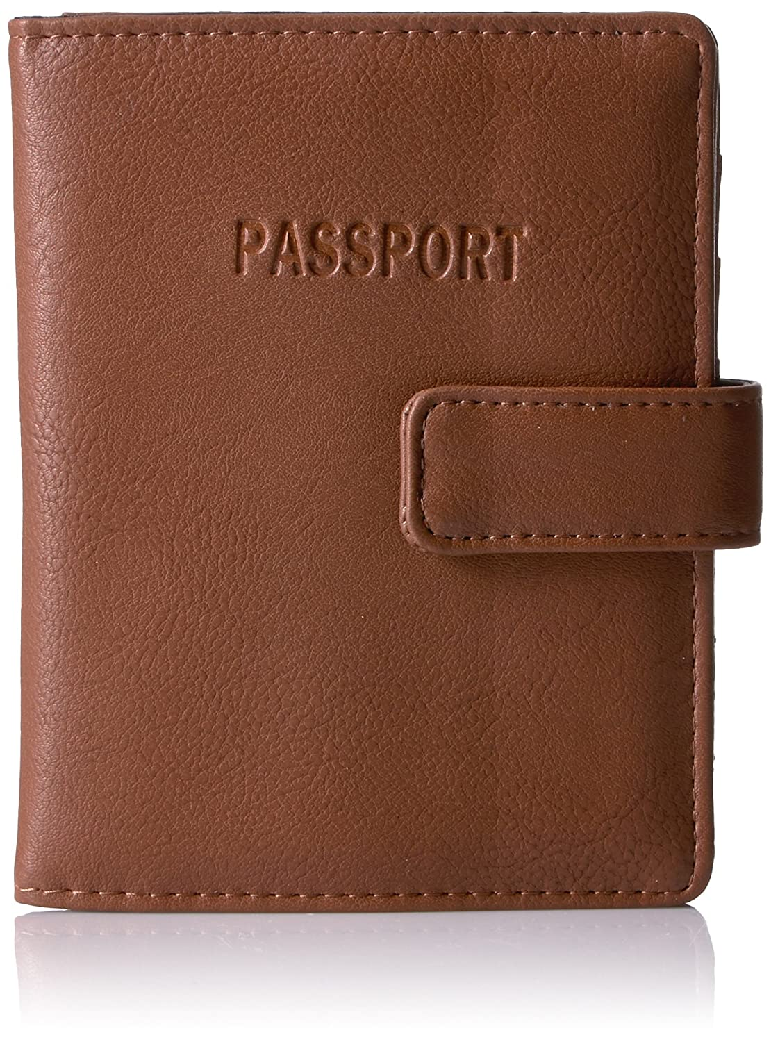 Kenneth Cole Reaction Core Deluxe Passport Wallet With Rfid Blocking Wallet Earth One Size 172990