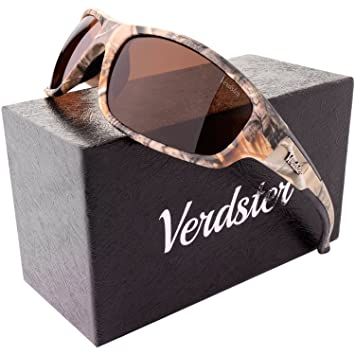 9fb5085b40 Verdster TourDePro Polarized Camo Sunglasses For Men and Women - Sporty  Spectacles - UV Protection -