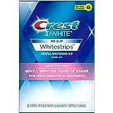 Crest 3D White Whitestrips Gentle Routine - Teeth Whitening Kit 28 Treatments