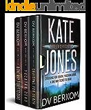 The Kate Jones Thriller Series, Vol. 2: (Cruising for Death, Yucatan Dead, A One Way Ticket to Dead) (Kate Jones Thriller Box Set)