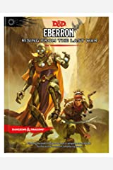 Eberron: Rising from the Last War (D&D Campaign Setting and Adventure Book) (Dungeons & Dragons) Hardcover
