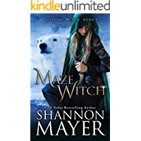 Maze Witch (The Questing Witch Series Book 3)