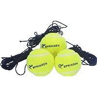 Springen 3 Pack Tennis Balls with Practice Training Sport