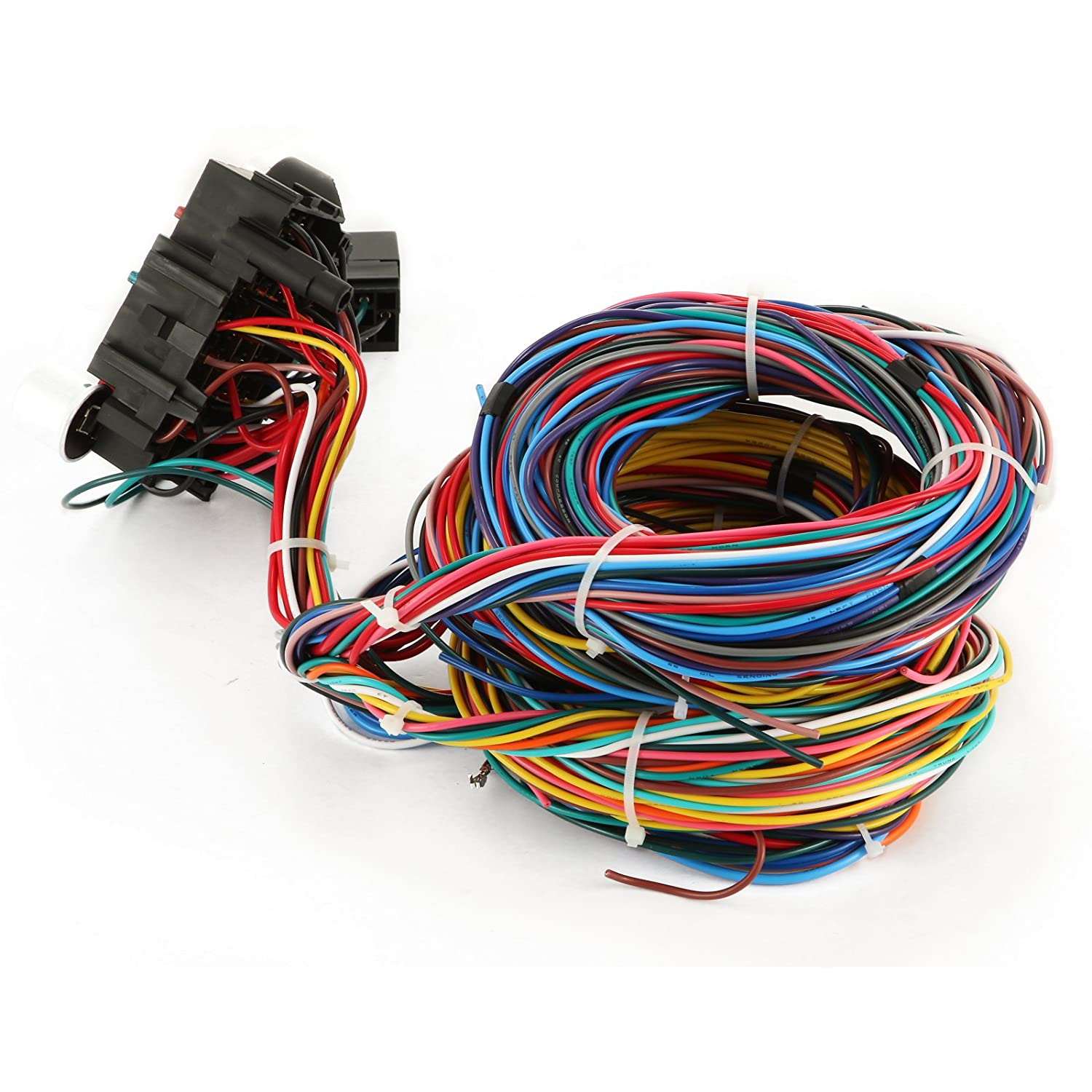 Mopar Wiring Harness Service Connector Manual Explained Classic Dodge Truck Amazon Com Mophorn 21 Circuit Kit Long Wires 1953