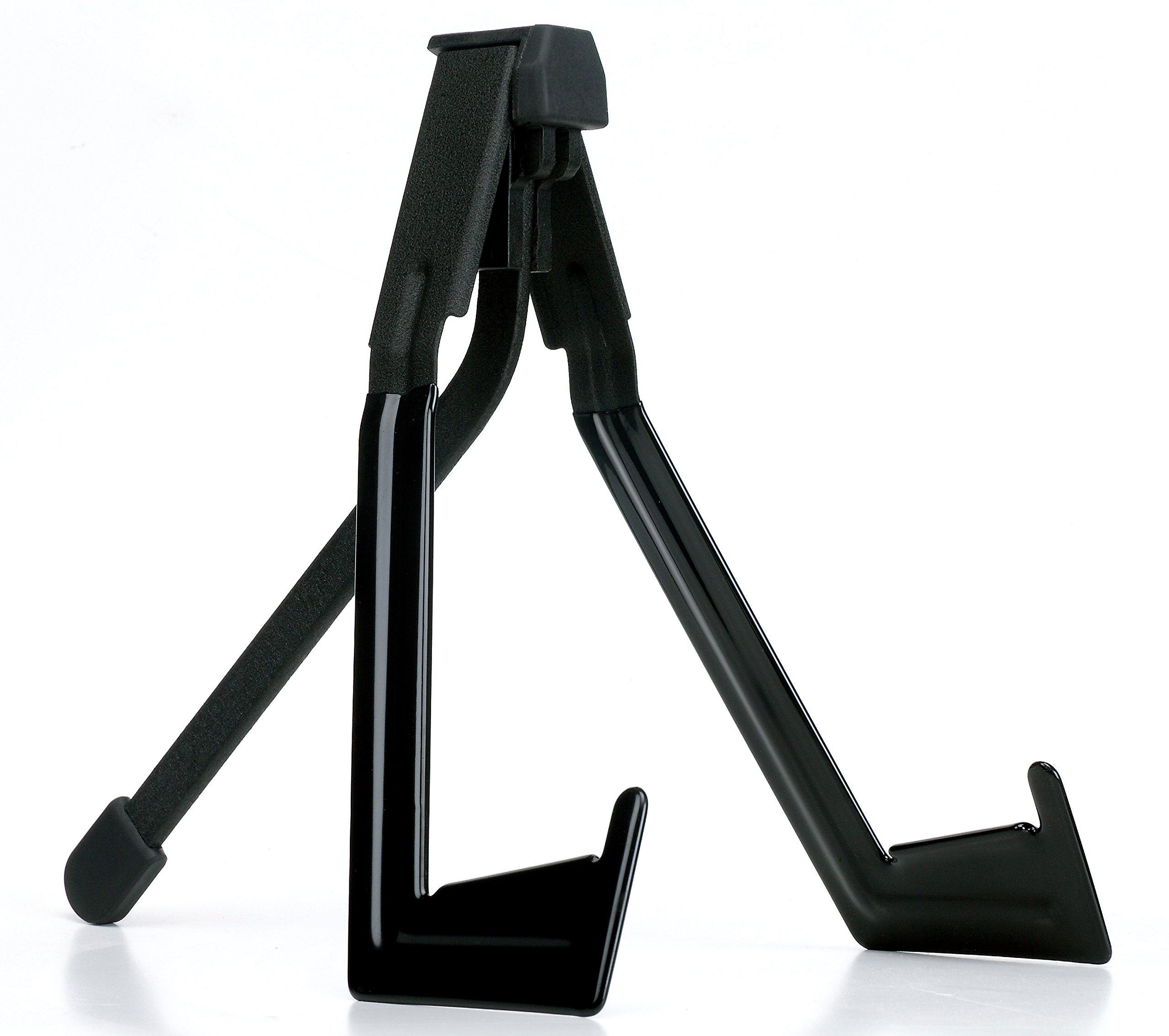 Ibanez Pocket Titan PT32BBK Electric Guitar Stand, Biker's Black