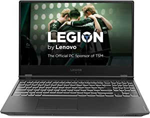 "Lenovo Legion Y540-15 Gaming Laptop, 15.6"" IPS, 60Hz, 300 nits, Intel Core i7-9750H Processor, 16G DDR4 2666Mz, 512GB, 1TB 7200, NVIDIA GTX1660Ti, Win 10, 81SX00NNUS, Raven Black"