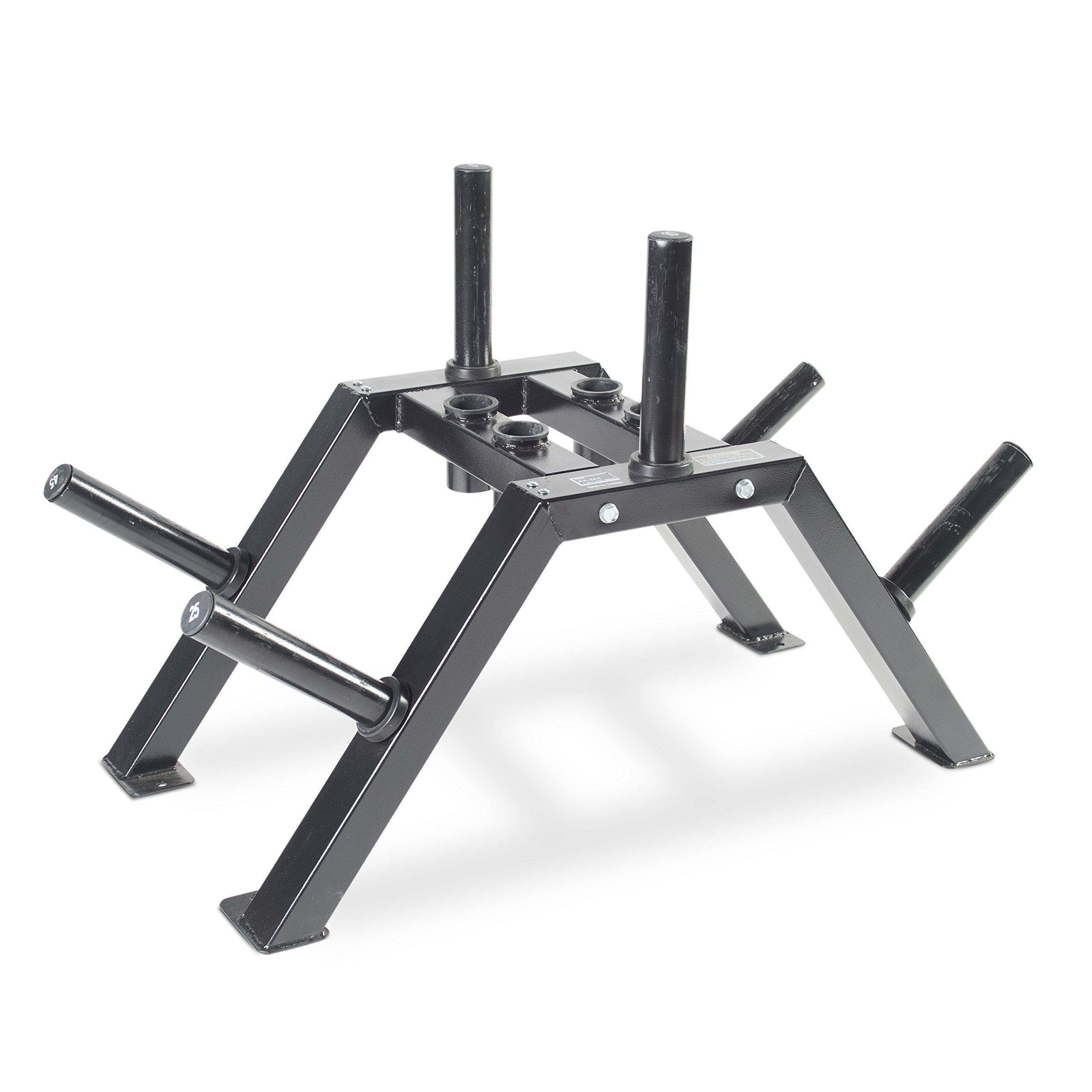 CAP Barbell Olympic Plate & Bar Rack, 2''