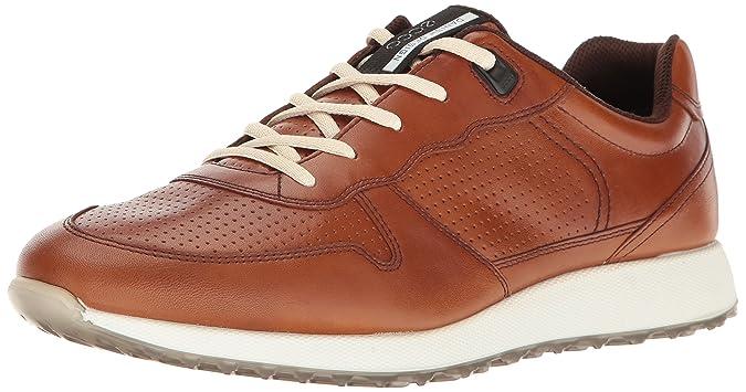00e687e9676 Hommes Faufilent Chaussures De Sport Bas-top Ecco Pas Cher Explorer Livraison  Gratuite Choisir Un
