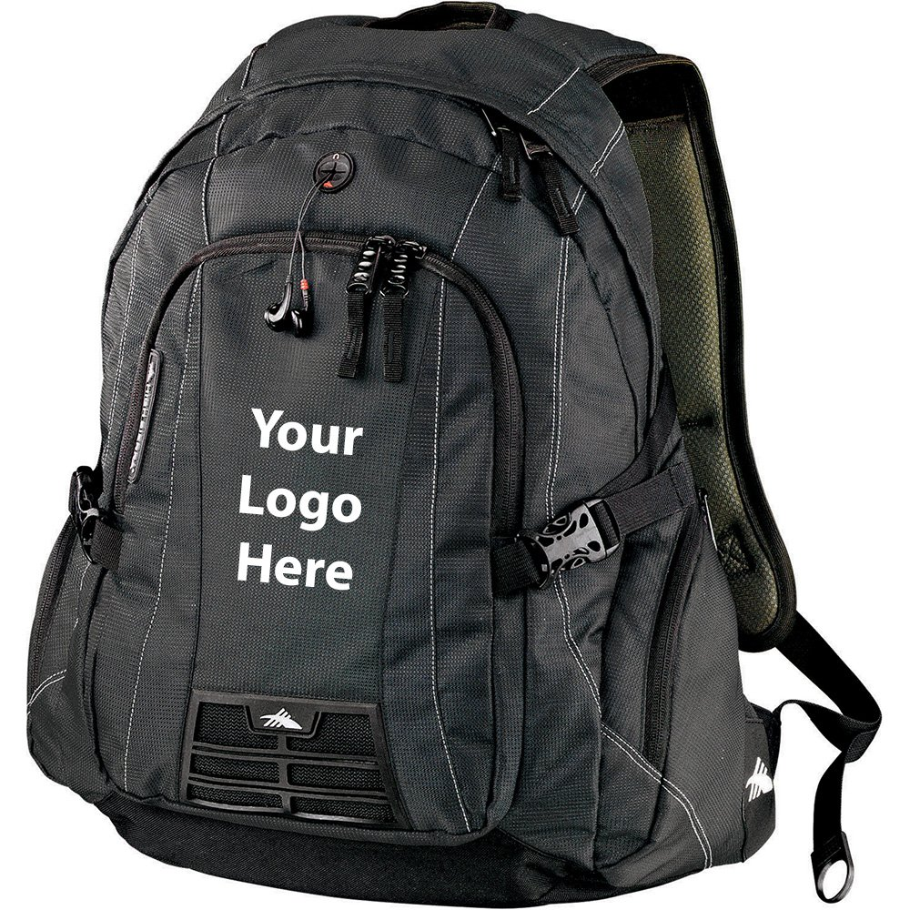 High Sierra Magnum 15'' Computer Backpack - 12 Quantity - $65.55 Each - PROMOTIONAL PRODUCT / BULK / BRANDED with YOUR LOGO / CUSTOMIZED