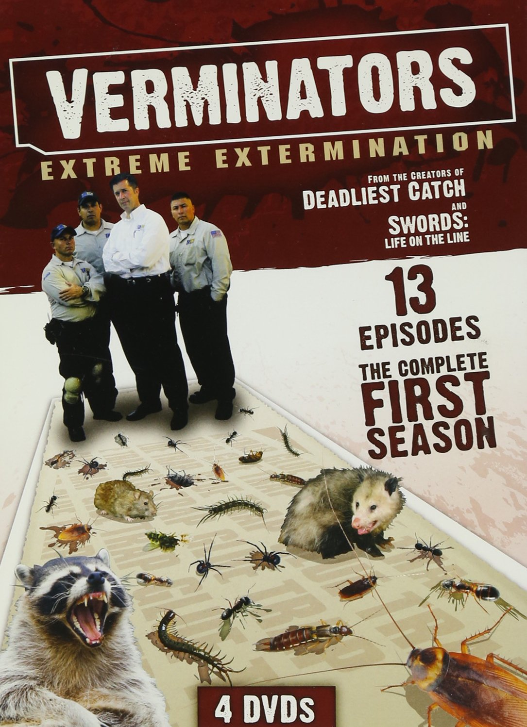 Verminators: Extreme Extermination by TOPICS ENT.