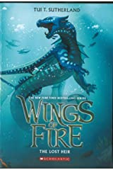 Wings of Fire #02: The Lost Heir Paperback